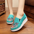New Women Chinese Traditional Embroidered Shoes SMYXHX-B0227