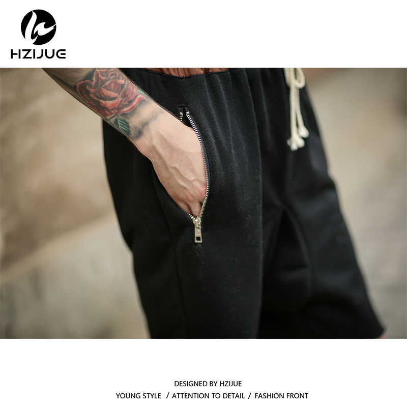 HZIJUE S-XL მამაკაცის მოდა - კაცის ტანსაცმელი - ფოტო 3