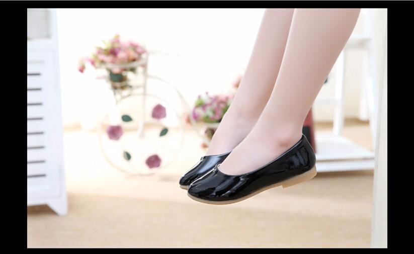 girl leather shoe-28
