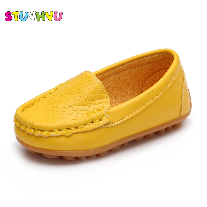 Zebo Spring Summer Kids Shoes Leather Breathable Children Shoes For Girls Light-weight Casual Sport Shoes Kids Sneakers