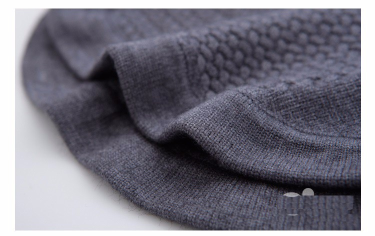 child hooded knitted sweaters 14