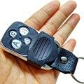 Elétrica 4-Channel Clonagem 433 MHZ Transmissor Duplicador de Controle Remoto Da Porta Da Garagem Rolling Code Cara a Cara Chaveiro Universal