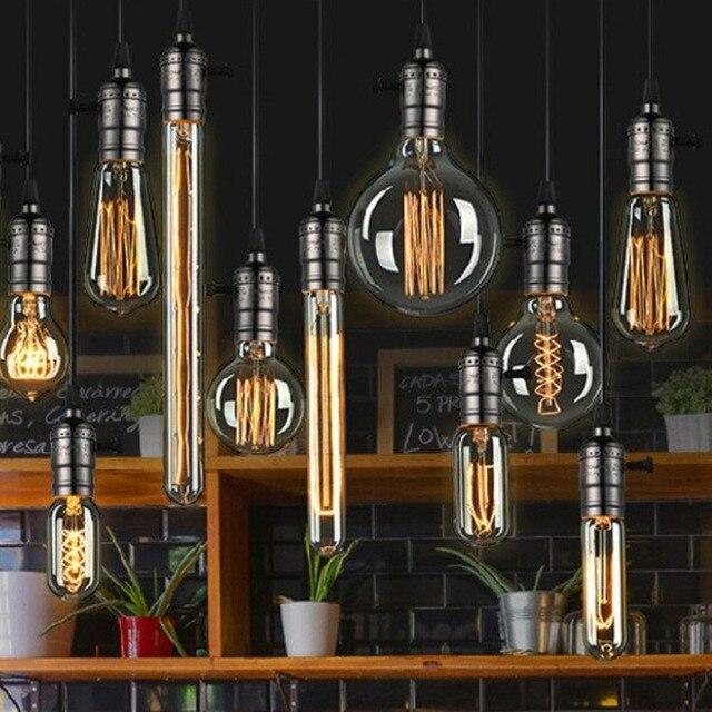 Vintage Edison Ampoules 40 W 220 V E27 A Incandescence Ampoules