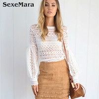 2017 Fashion Wild Autumn And Winter Selling Solid Color Suede Slim Tassel Package Hip Skirt New