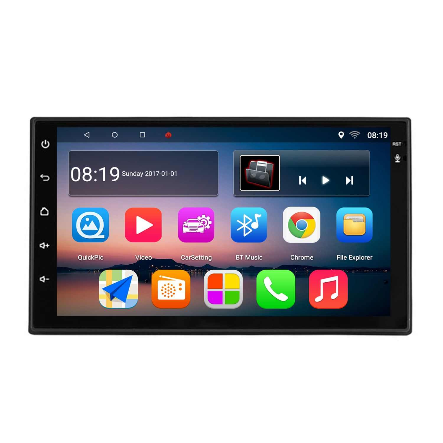 Detail Feedback Questions about 2 Din Car Multimedia Player Music