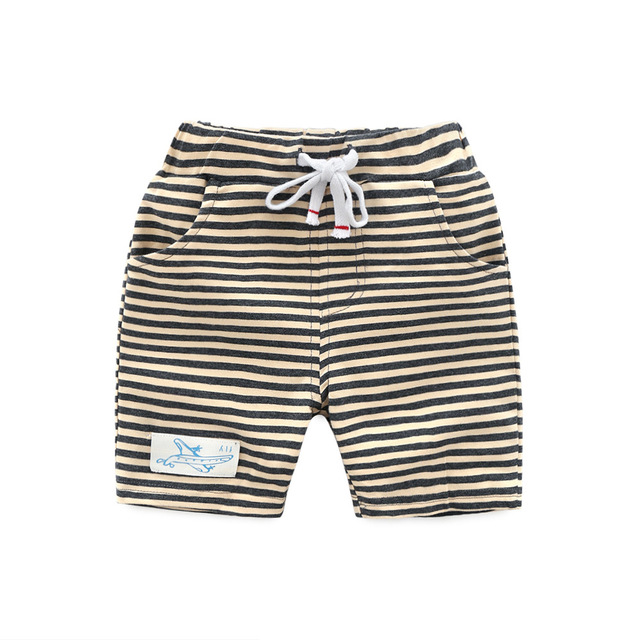 2018 new hot summer Children shorts boy girl kids child Harem stripe Pants loose army kids clothes toddler baby sports clothing