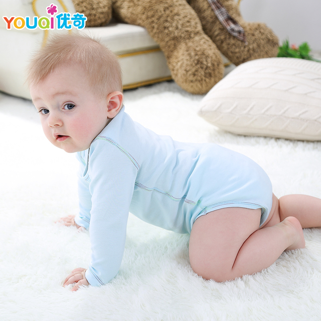 c73ea0475da76 YOUQI Cotton Baby Rompers Summer 3 6 9 Months Baby Boys Clothes Cute Girls  Jumpsuit Clothing Brand Toddler Infantil Costumes