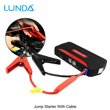 LUNDA 12V Multi function Car jump starter font b batteries b font 4USB 2 0A Output