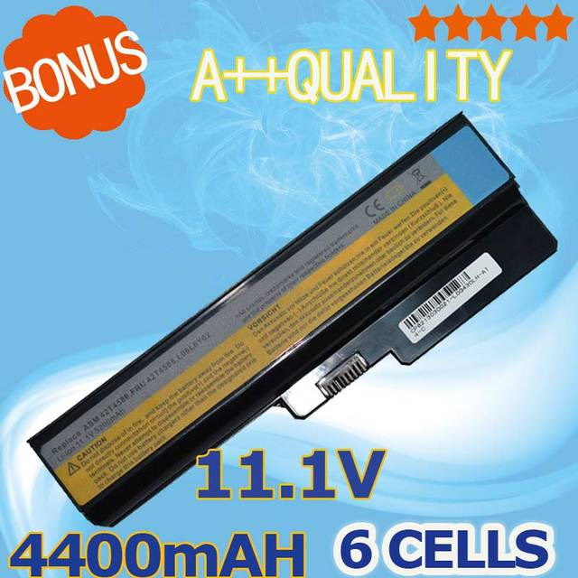 4400mAh laptop Battery for LENOVO a3000 G430 G450 G455A G530 G550 G555 L08O6C02 L08S6C02 LO806D01 L08L6C02 L08L6Y02 L08N6Y02