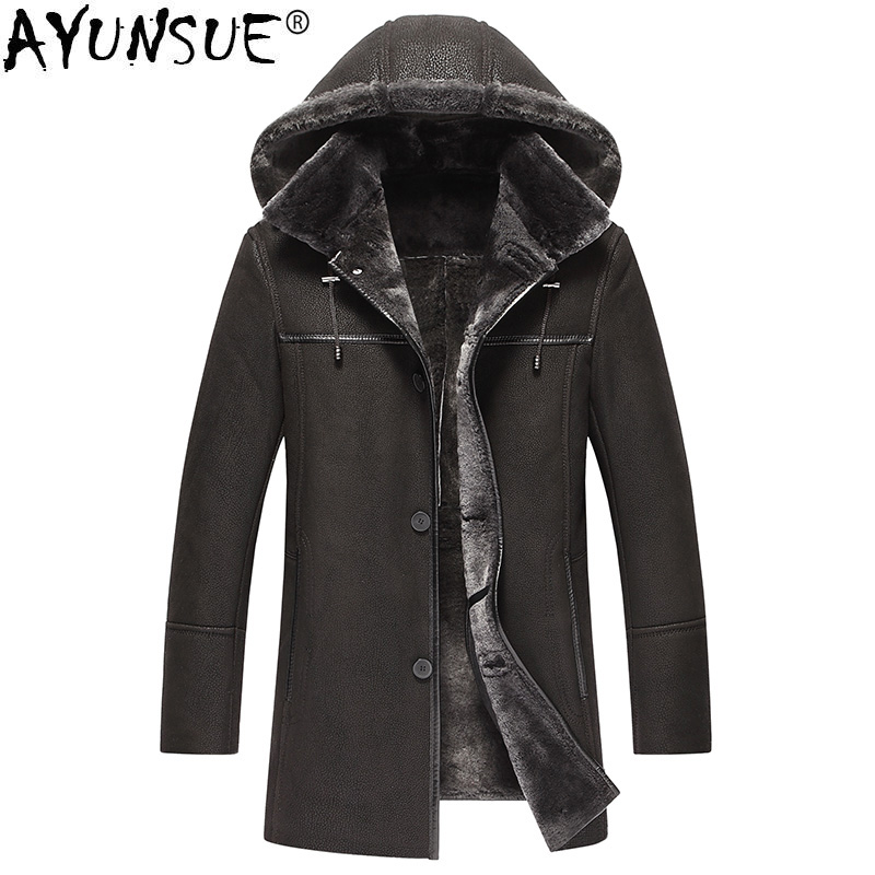 Hard-Working 2019 Winter New Brand Raccoon Collar Mens Park Jacket Mens Long Hooded Padded Fashion Warm Jacket More Size M-4xl 5xl 6xl Jackets & Coats