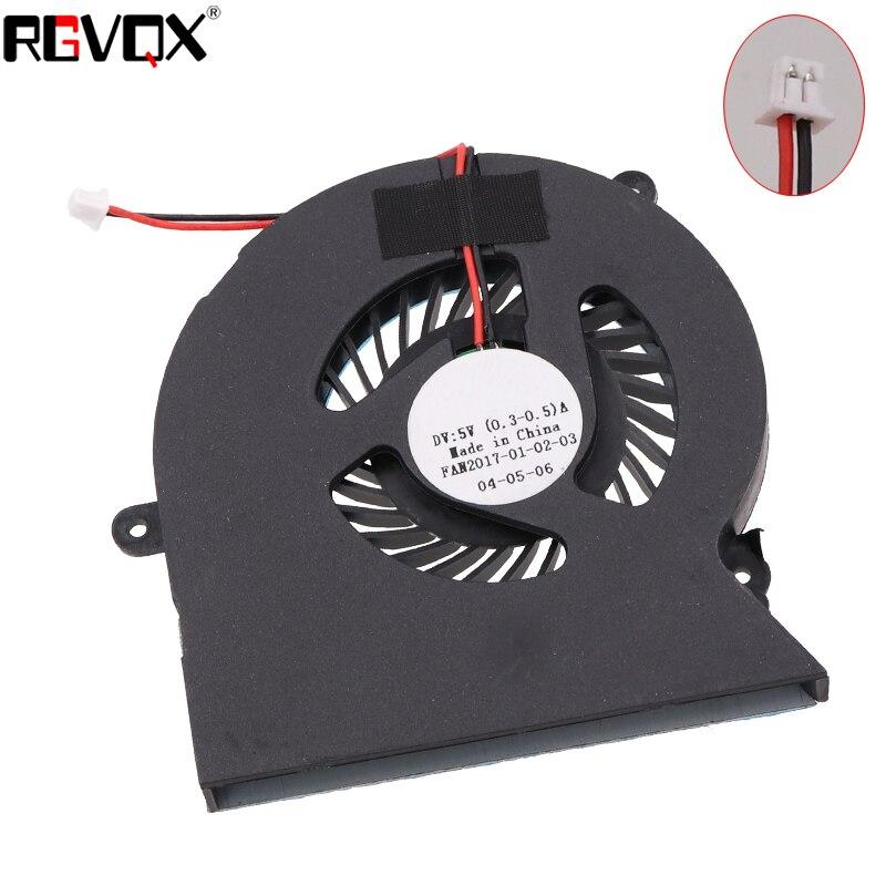 Nouvel Ordinateur Portable Ventilateur De Refroidissement Pour ECS MT40 MT50 2pin CPU Cooler Radiateur