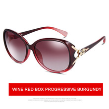 XIWANG Hot-selling New Style Type Of Sunglasses In 2019 Fashionable Womens Polarized Temperament