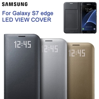 Samsung Original Samsung LED Smart Cover Phone Case View Cover For S7 G9300 Samsung GALAXY S7