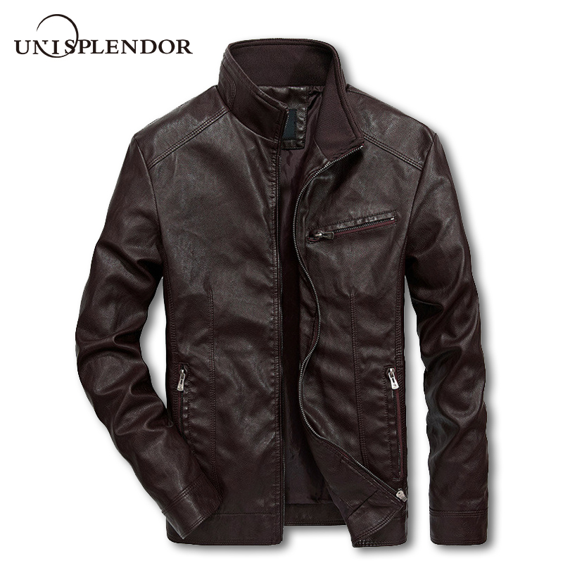 2018 Men Motorcycle Suits Men Autumn Spring Bomber Jacket Casual Male Pilot Jackets Solid Slim Fashion Man Outwear Coat YN10192