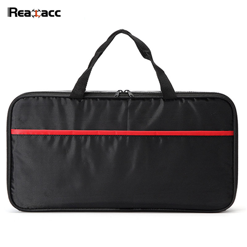 Original Realacc Handbag Backpack Carrying Bag Case Suitcase For Hubsan H502S H502E RC Quadcopter Models Black original realacc black suitcase backpack carrying case shoulder bag for yuneec typhoon q500 rc quadcopter models accessories