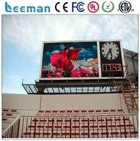 Leemanled billboard wyświetlacz led pokładzie reklamy cyfrowej led stadion obwód doprowadziły krykieta ekranów cyfrowych i obwodu