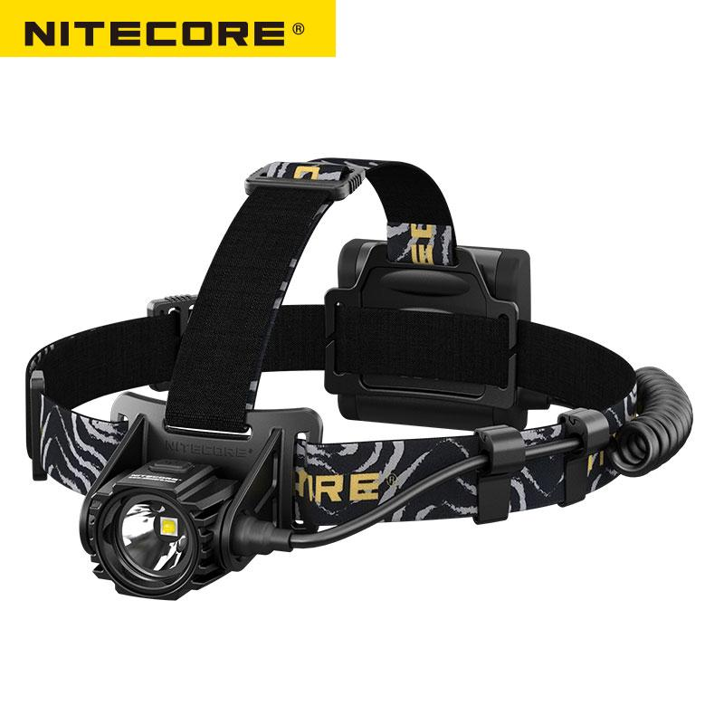 2018 New NITECORE HA40 Headlamp 4*AA Battery 1000 Lumens Beam Disctance 182 Meters