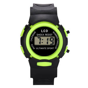 NEW Children Kid Girl Boy Watch Digital Student LED Sports WristWatch zegarek dzieciecy reloj nios montre enfant relgio infantil