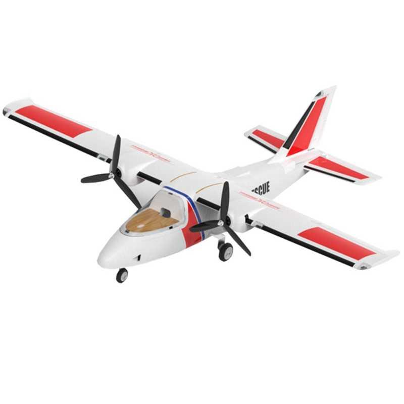 Sonicmodell Binario 1200 millimetri di Apertura Alare EPO Motore Twin Multiruolo Ricognizione Aerea FPV Piattaforma Mappatura RC Airplane KIT Per Il Regalo Dei Bambini