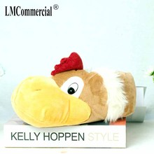 special cock Women Anime Cartoon Bear Slippers Lovers Warm Woman Slippers Winter Plush Home Floor Shoes House Slippers Children women winter slippers custom slippers home house slippers children indoor bear lovers warm woman slippers plush shoes
