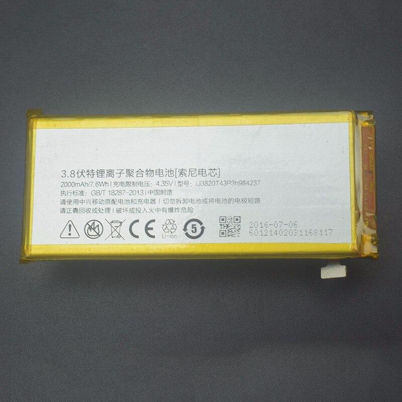 ZTE Nubia Z5S mini Batterie Hohe Qualität 2000 MAH Lithium-ionen-batterie-wiedereinbau zubehör Für Nubia Z5S mini NX403A