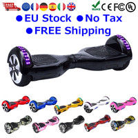Europe Stock Hoverboard 6.5 Inch Self Balancing Scooter Electric Skateboard Electric Board Balance Board Trotinette Lectrique
