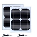 Портативные солнечные панели 12 В 10 Вт  водонепроницаемое солнечное зарядное устройство Zonnepaneel  автономная система  солнечное зарядное устр...