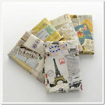 Online shop 150 cm x 50 cm wholesale cotton linen world map 50150cm retro british newspapers around the world wind tower map cotton linen fabric for gumiabroncs Images