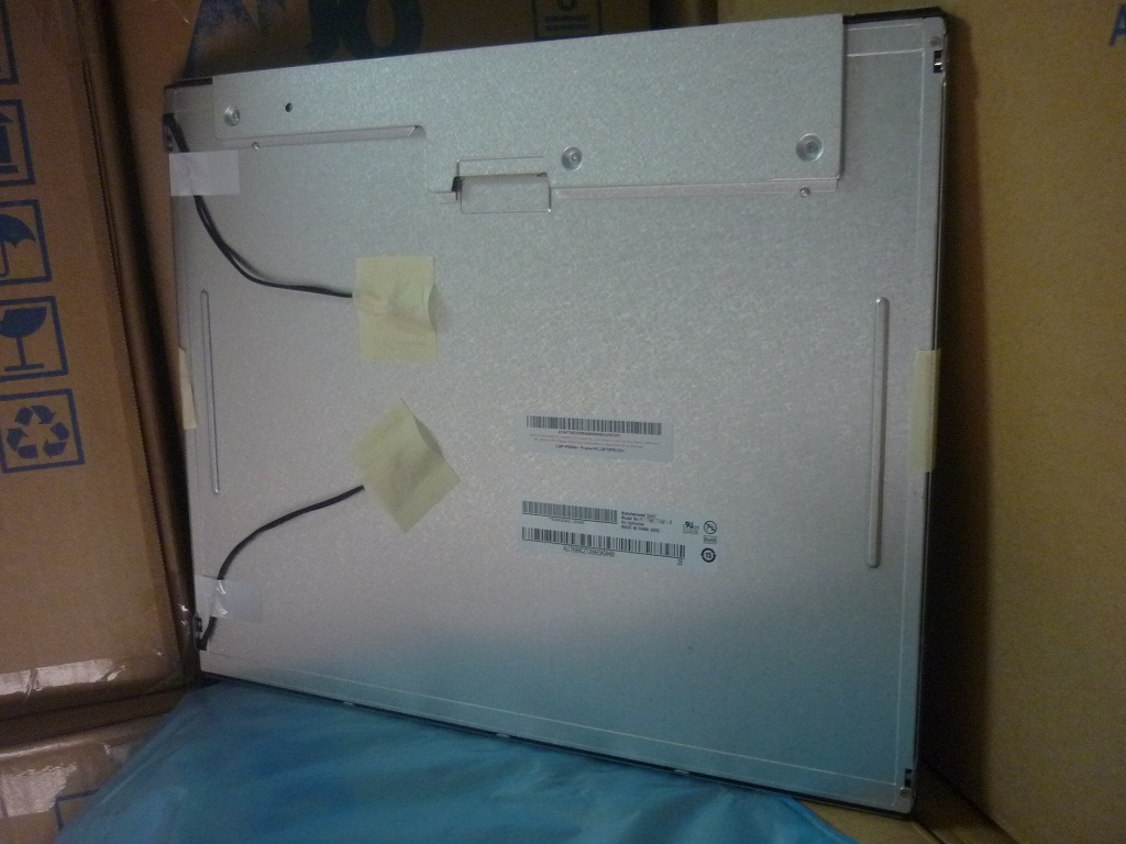 все цены на Original 17-inch LCD screen M170ETN01.0 industrial LCD screen онлайн