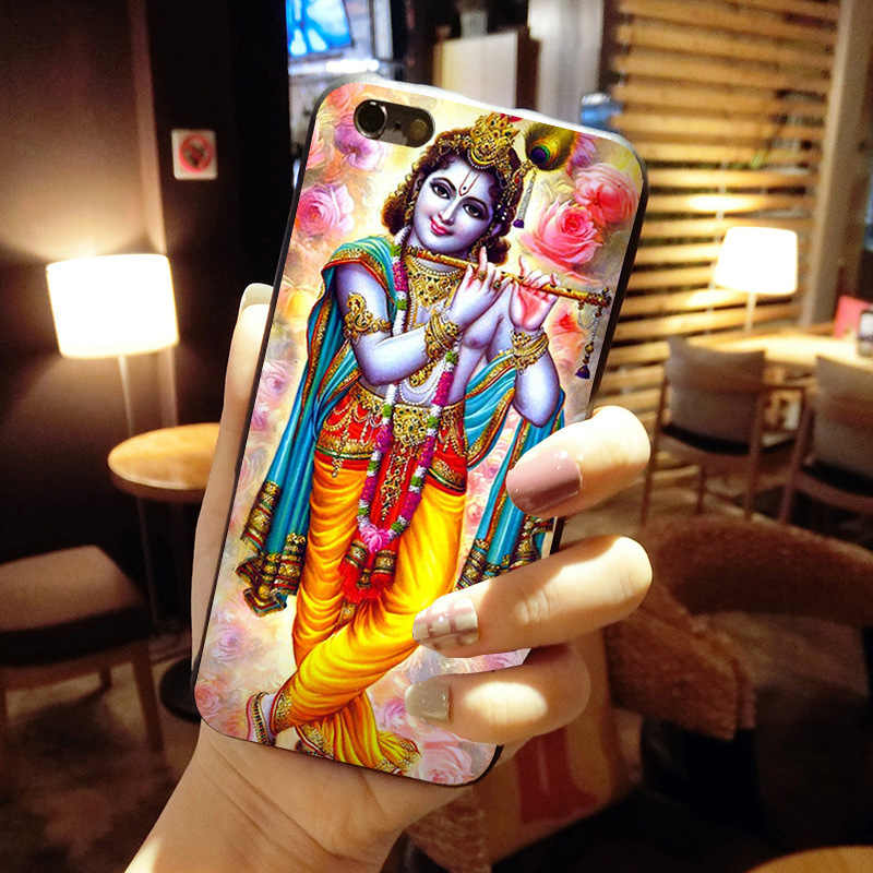 MaiYaCa Colorful Lord Krishna New Arrival Fashion phone case cover for  Apple iPhone 8 7 6 6S Plus X 5 5S SE XS XR XS MAX Cover