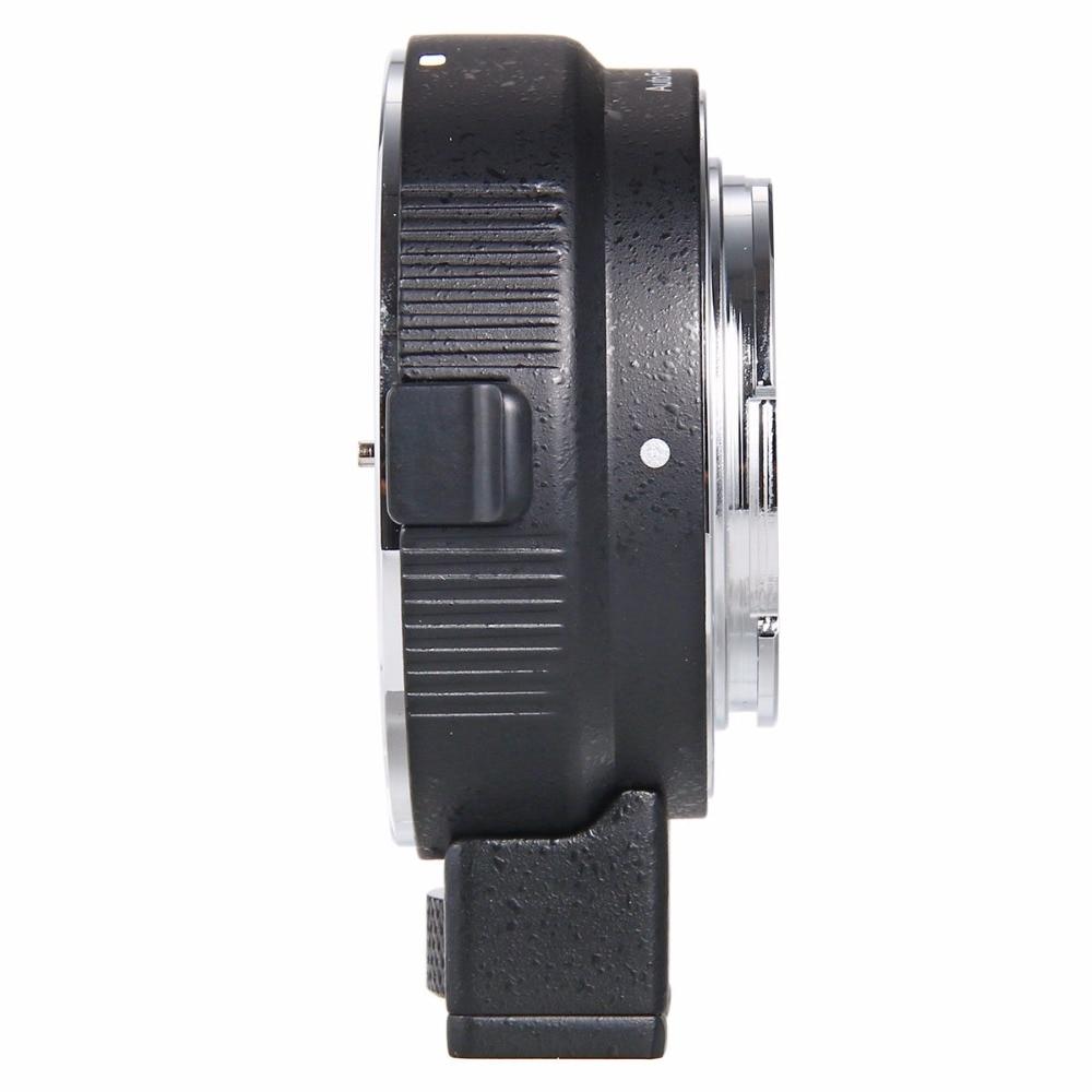 Autofokus EF-NEX-objektivmonteringsadapter för Canon EF - Kamera och foto - Foto 5