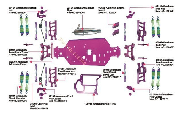 light scale nitro rc truck with Steering Parts Diagram For Rc Cars on 200002650 further Traxxas Slash Short Course 4wd Rtr Tra68086 4 Mark Jenkins in addition Proline Racing Pro3430 00 2014 Chevy Silverado Cle additionally Steering Parts Diagram For Rc Cars together with 41p Baja Head Light Green.