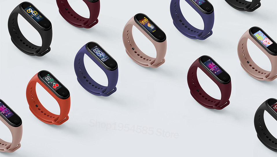 Xiaomi Mi Band 4 Smart Watch Standard Version Heart Rate Activity Fitness Tracker Smart Band Bracelet Colorful Display 2019 New (16)