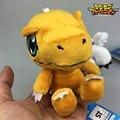 Cute Plush Toys Digimon Adventure YAGAMI TAICHI Agumon Plush Toy Doll Digital Monster Handmade Stuffed Toys for Kids Gift