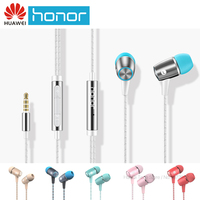 100 Original Huawei Honor Engine Plus Earphones AM12 Plus Mic 3 Keys Drive By Wire 3