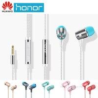 100 Original Huawei Honor Engine Plus Earphones AM12 Plus Mic 3 Keys Drive By Wire 3