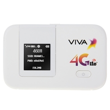 150Mbps Pocket Wifi 3G/4G Mobile Modem with MicroSD Card Slot