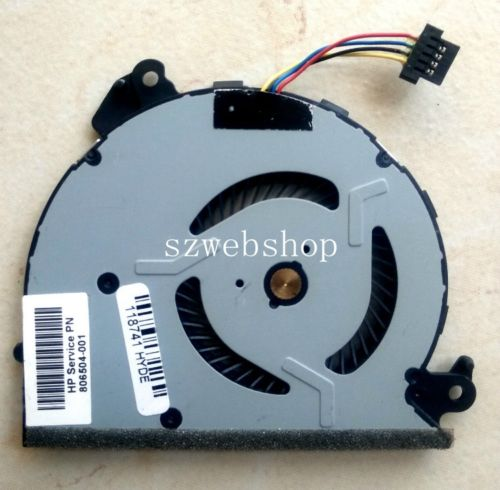 New for HP Spectre X360 13-4000 13-4103DX 13-4102DX 13-4003DX laptop cpu cooling fan 4pins