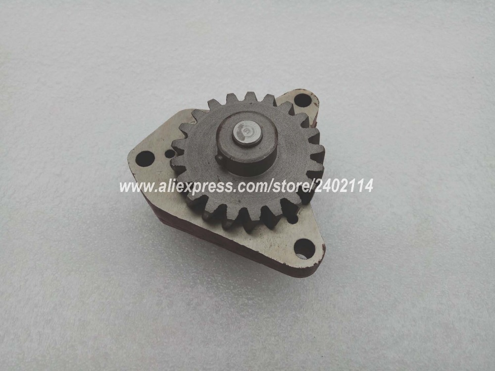 Shenniu Bison 250 254 with HB295T, the oil pump assembly, part number: shenniu 250 254 the valve rocker assembly of engine hb295t part number