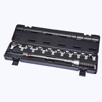 40 200NM крутящий момент установить ключ предустановки крутящего момента гаечный ключ набор инструментов высокого качества Профессиональные