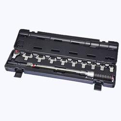 40-200NM zestaw kluczy dynamometrycznych zestaw kluczy dynamometrycznych z momentem obrotowym wysoka profesjonalna jakość dostawców narzędzi torque