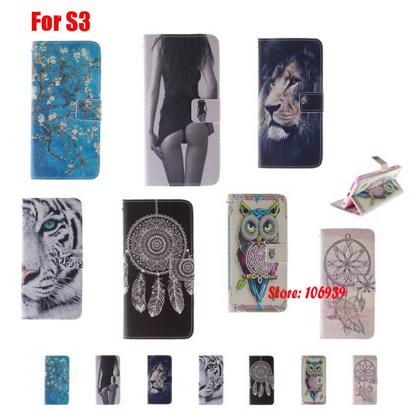 Cheap deluxe flip wallet women lady painted pu leather for How to find cheap houses to flip