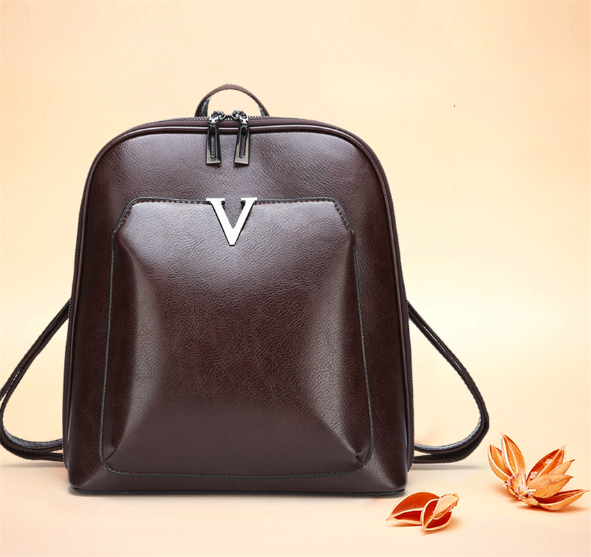 HTB1a96nXsnrK1RjSspkq6yuvXXaZ 2018 Women Vintage Backpack Leather Luxurious Women Backpack Large Capacity School Bag For Girls Leisure Shoulder Bags For Women