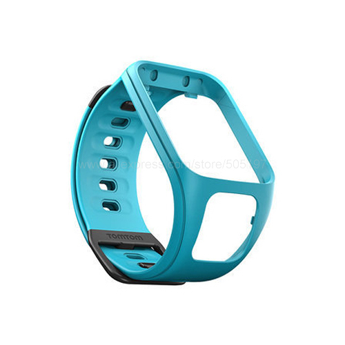 Backup Watch Strap for TomTom Spark Cardio Music Sports Watches Wrist Band Watchband Wristband