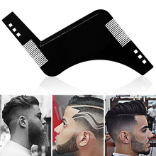 Get more info on the New Arrivals Men Beard Shaping Styling Template Comb Transparent Men's Beards Combs Beauty Tool for Hair Beard Trim Beard Shaper