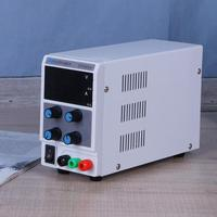 Alta Precisione Display Digitale Regolabile Switching DC Tensione Regolata Power Supply 0-30 V 0-5A Display prezzo di fabbrica