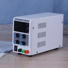 Big sale High Precision Adjustable Digital Display Switching DC Voltage Regulated Power Supply 0-30V 0-5A Display factory price