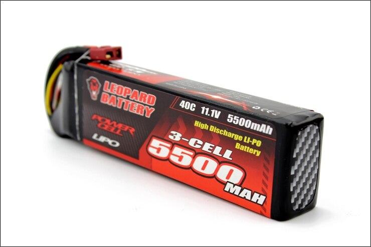 11.1V 5500mAh 40C 3S Lipo Battery E-MAT TRAXXAS TR4 Customization For TRX Plug T Plug RC Car Parts Free Shipping mos rc airplane lipo battery 3s 11 1v 5200mah 40c for quadrotor rc boat rc car