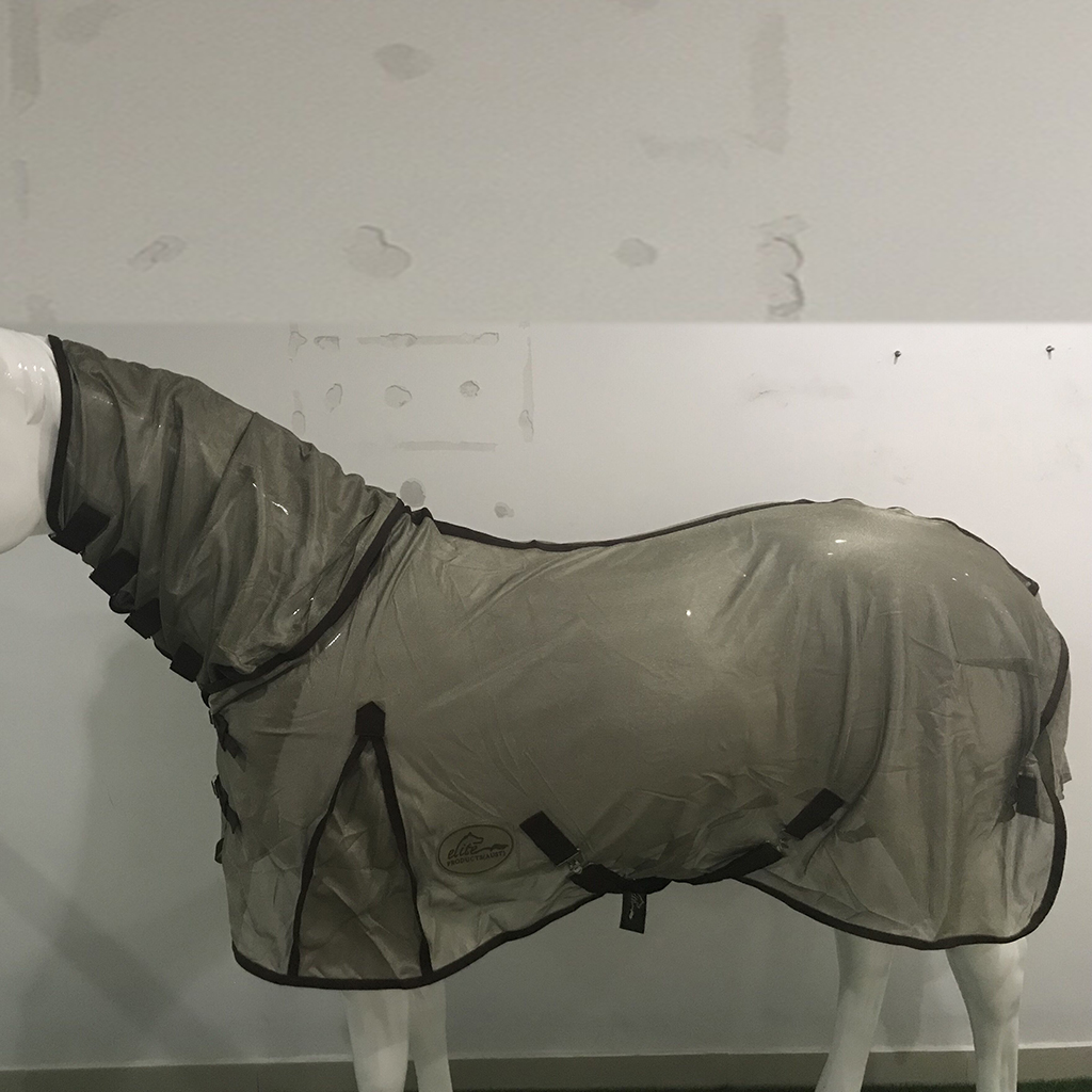 Summer Lightweight Comfy Horse Protective Mesh Fly Sheet Rug 115cm 120cm 125cm 135cm 145cm