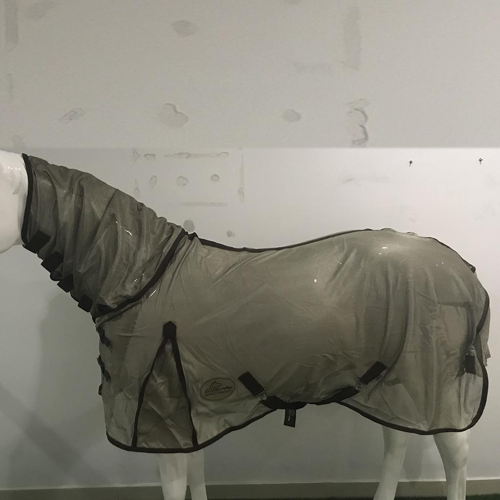 Summer Lightweight Comfy Horse Protective Mesh Fly Sheet Rug 115cm/120cm/125cm/135cm/145cm